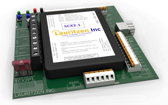 Lauritzen Inc. SCX2 controller